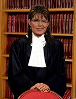 Justice Palin